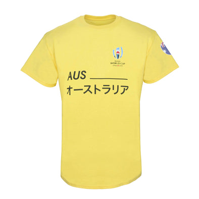 Australia Rugby Supporter Tee