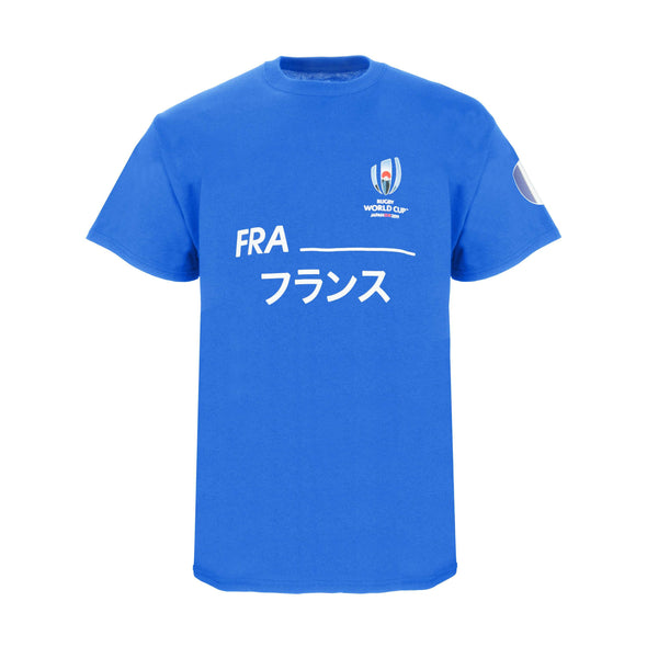 France Rugby Supporter Tee