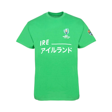 Ireland Rugby Supporter Tee