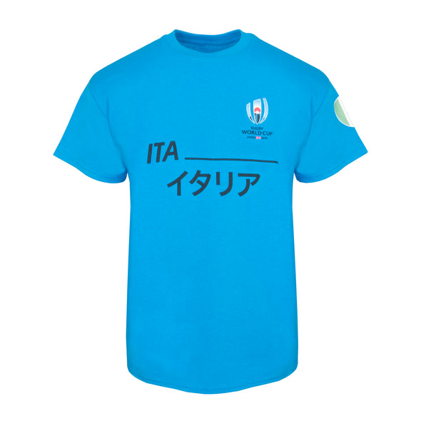Italy Rugby Supporter Tee