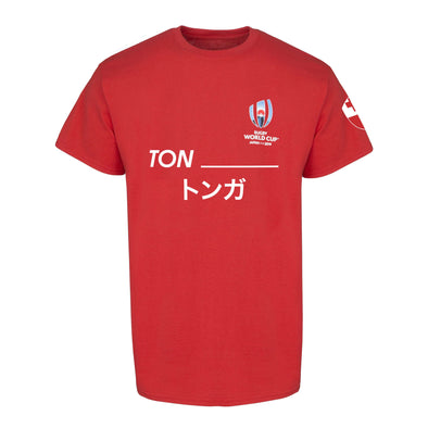 Tonga Rugby Supporter Tee