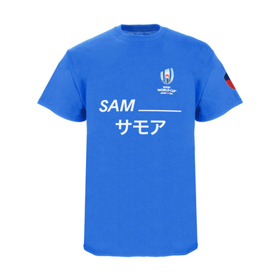 Samoa Rugby Supporter Tee
