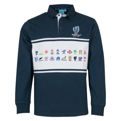 20 Unions L/S Rugby