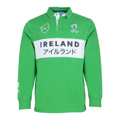 Ireland Supporter Rugby Jersey