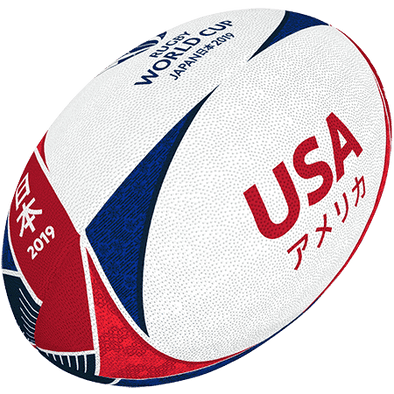 Rugby World Cup 2019 USA Supporter Ball