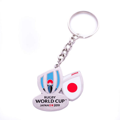 RWC 2019 Japan Keyring