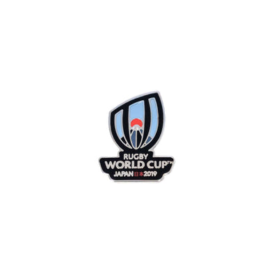 RWC 2019 Logo Pin Black