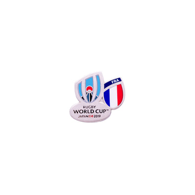 RWC 2019 France Flag Pin