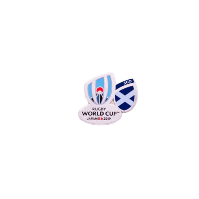 RWC 2019 Scotland Flag Pin