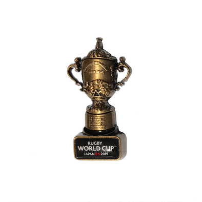 RWC 2019 Webb Ellis Trophy Pin