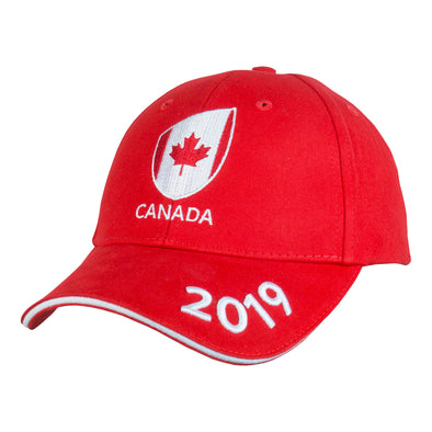 Canada Rugby Supporter Cap