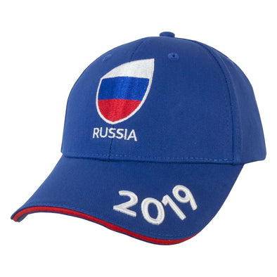 Russia Rugby Supporter Cap