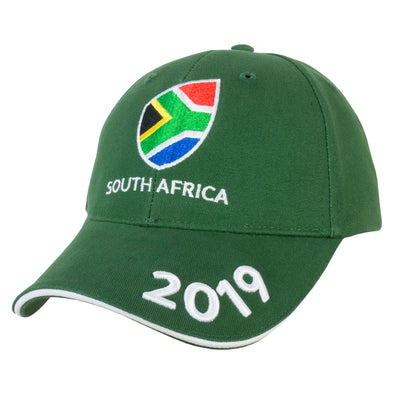 South Africa Rugby Supporter Cap