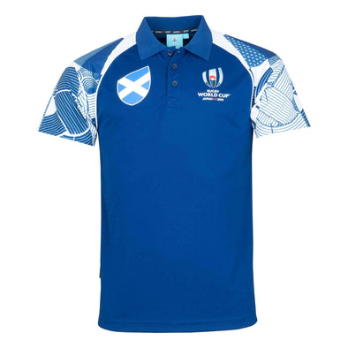 Scotland Rugby Supporter Polo