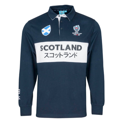 Scotland Supporter Rugby Jersey