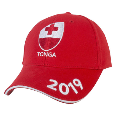 Tonga Rugby Supporter Cap