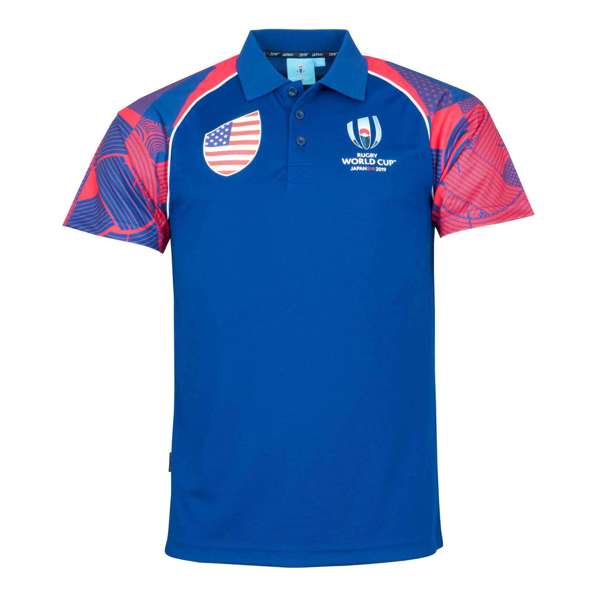 new style 11e0b 0a7d2 USA Rugby Supporter Polo
