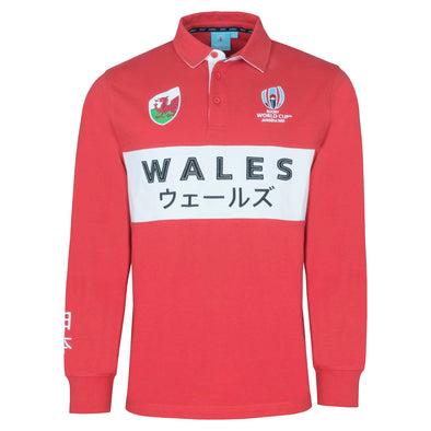 Wales Supporter Rugby Jersey