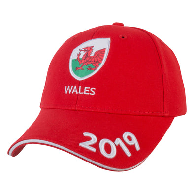Wales Rugby Supporter Cap