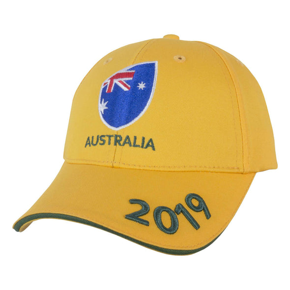 Australia Rugby Supporter Cap