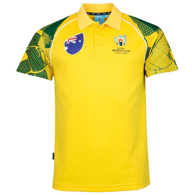 Australia Rugby Supporter Polo