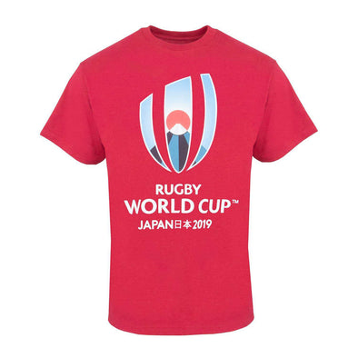 Large RWC Logo T-Shirt - Red