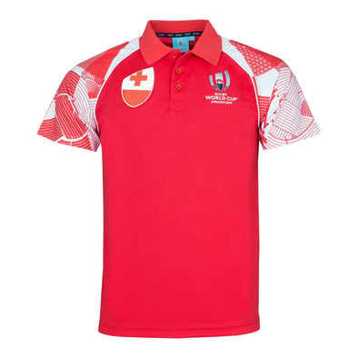 Tonga Rugby Supporter Polo
