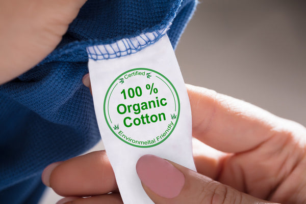 Organic cotton labelling
