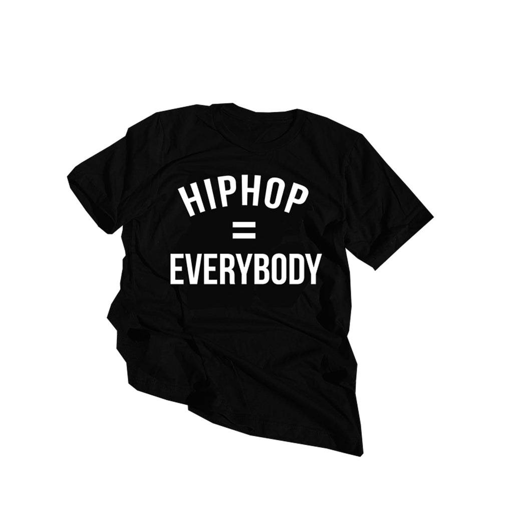 HIPHOP = EVERYBODY