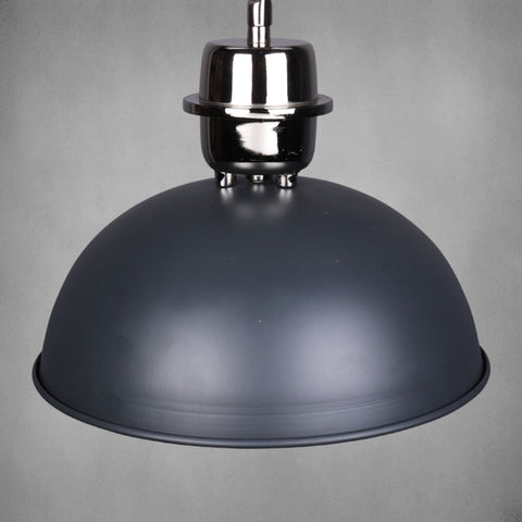 Vintage Industrial Dome Light