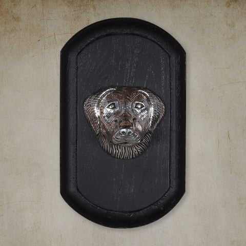 "Vintage Wall Decor ""Golden Retriever"" Dog Face"