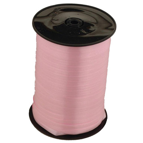 BALLOON RIBBON SPOOL - BABY PINK-RIBBON-Partica Party