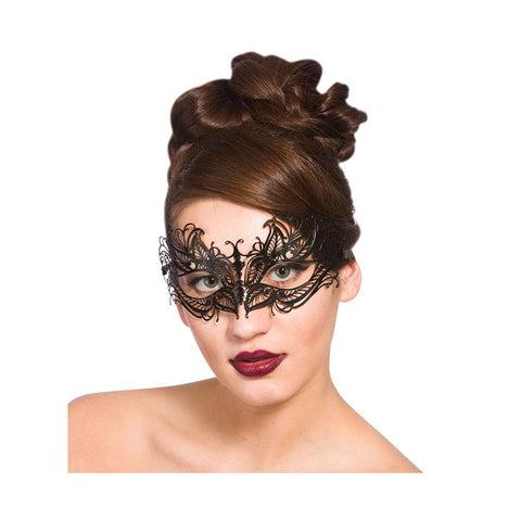FILIGREE METAL EYEMASK-MASK-Partica Party
