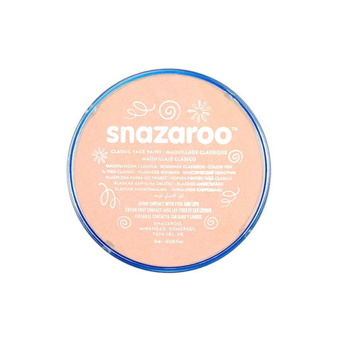SNAZAROO FACE PAINT - COMPLEXION PINK - 18ML-face paint-Partica Party