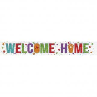 WELCOME HOME BANNER-BANNER-Partica Party