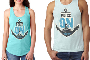 PRESS ON Annapolis • Tank PRE-ORDER