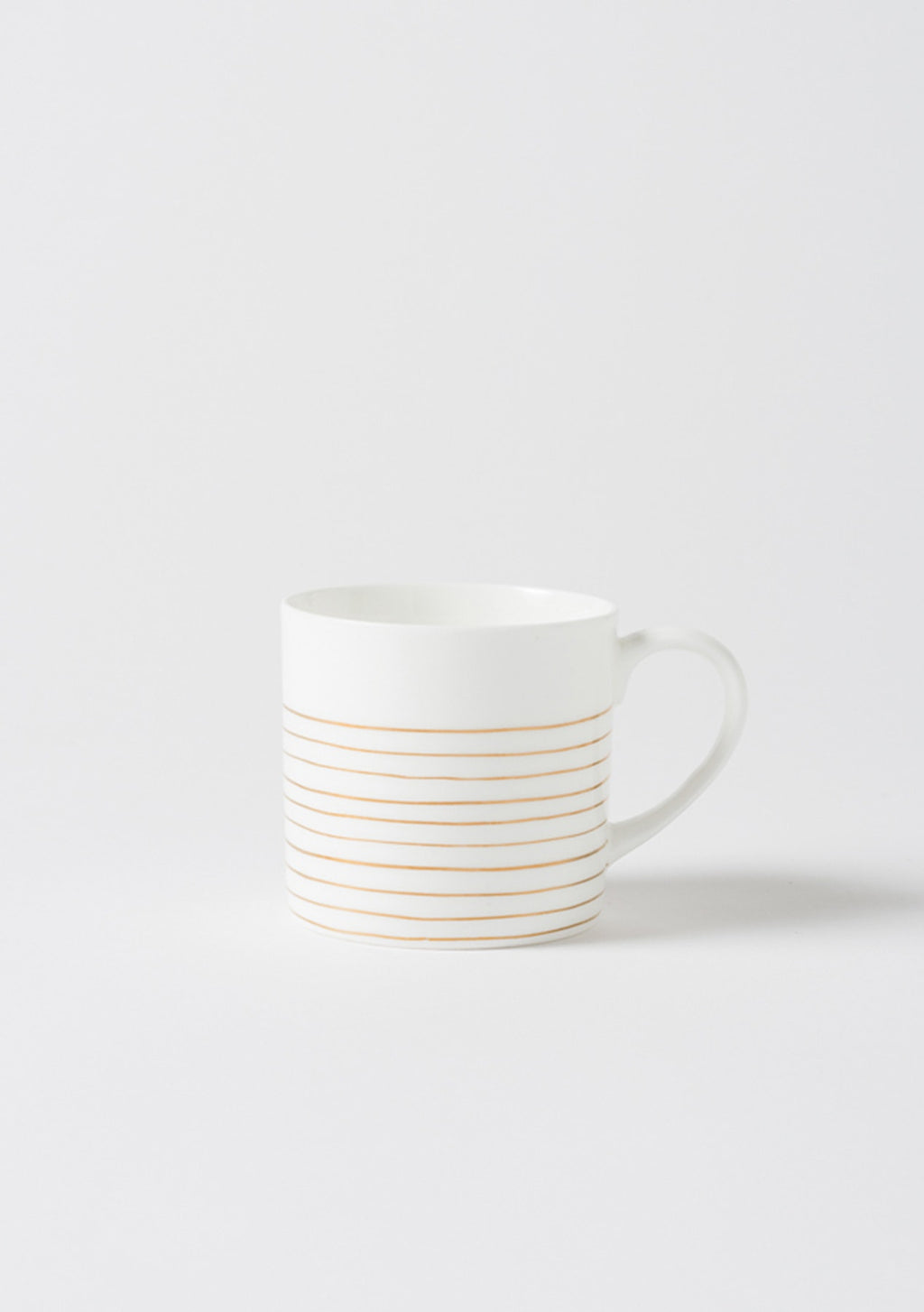 Bande Coffee Cup- Gold