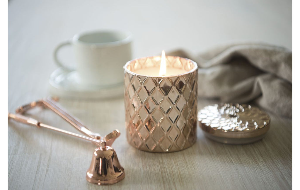 lllumina Rose Gold Candle