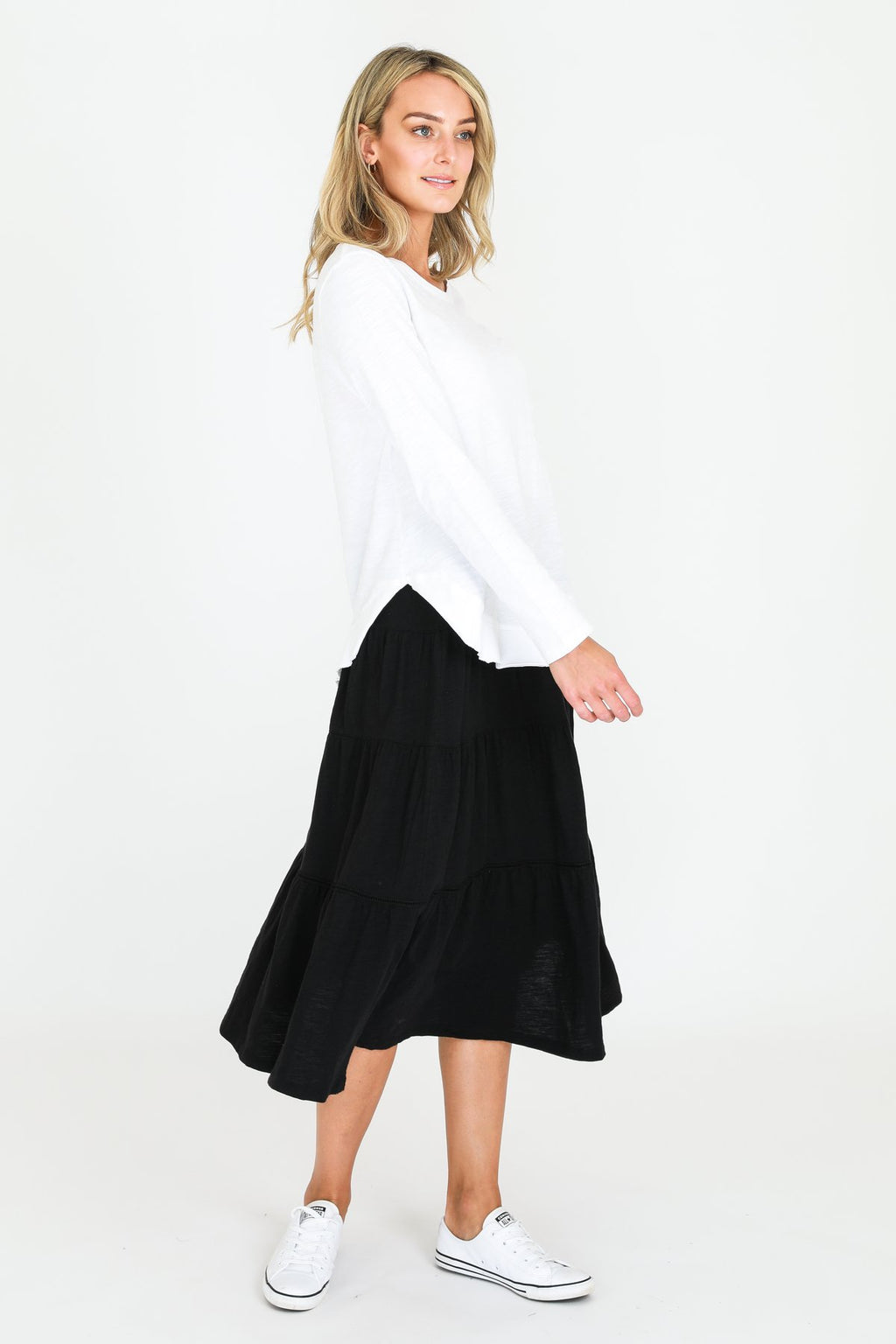 Piper Skirt- Black