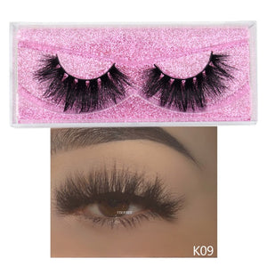5D Mink Eyelashes Long Lasting Mink Lashes