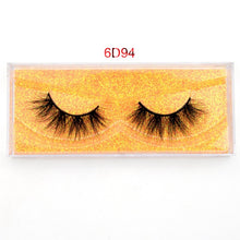 Load image into Gallery viewer, 5D Mink Eyelashes Long Lasting Mink Lashes