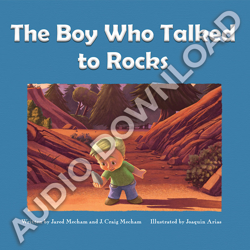 The Boy Who Talked To Rocks - Audiobook Read Along