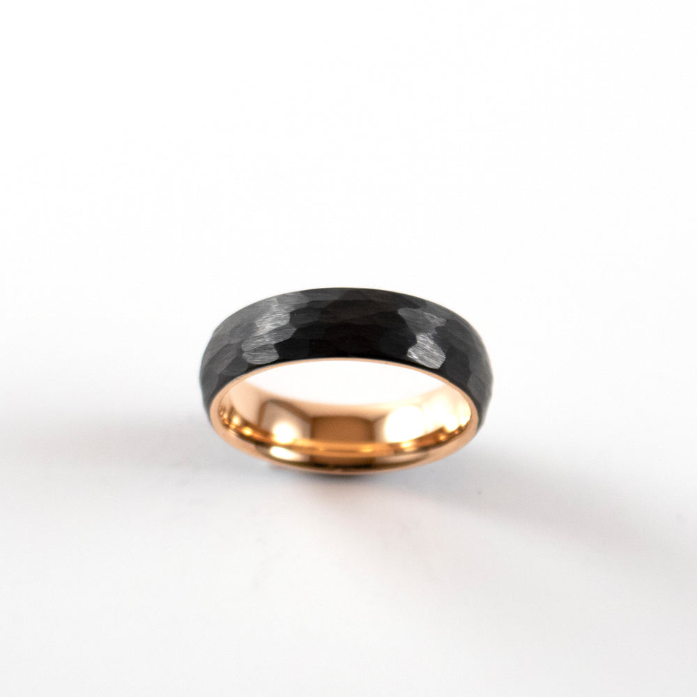 Load image into Gallery viewer, The Matador - Black with Rose Gold