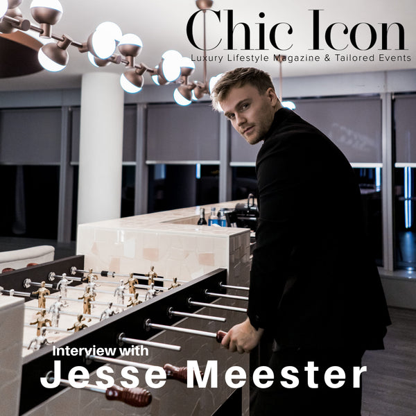 In conversation with Jesse Meester