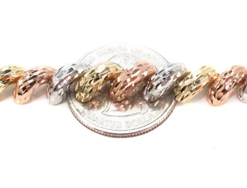 14K Multi-Color Bracelet 34950