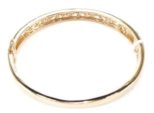 Jesse's Favorite: YG Azores Bangle 2 1.73ct