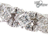 Ladies Prong 'Appreciation' Band 1.56ct