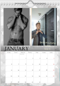 SIGNED CALENDAR 2020 JESSE MEESTER FOR GOOD