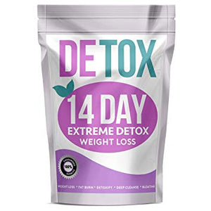 100% Natural Detox Tea (14 or 28 Days)
