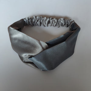 Two Tone Satin Headbands